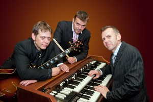 Nigel Price Trio