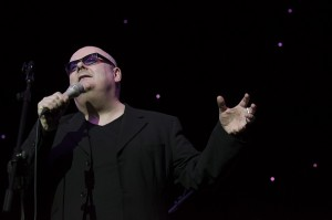 Ian Shaw with the Barry Green Trio