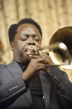 Dennis Rollins with Pat McCarthy Trio