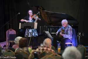 Birkett & Fisk play Venuti & Lang
